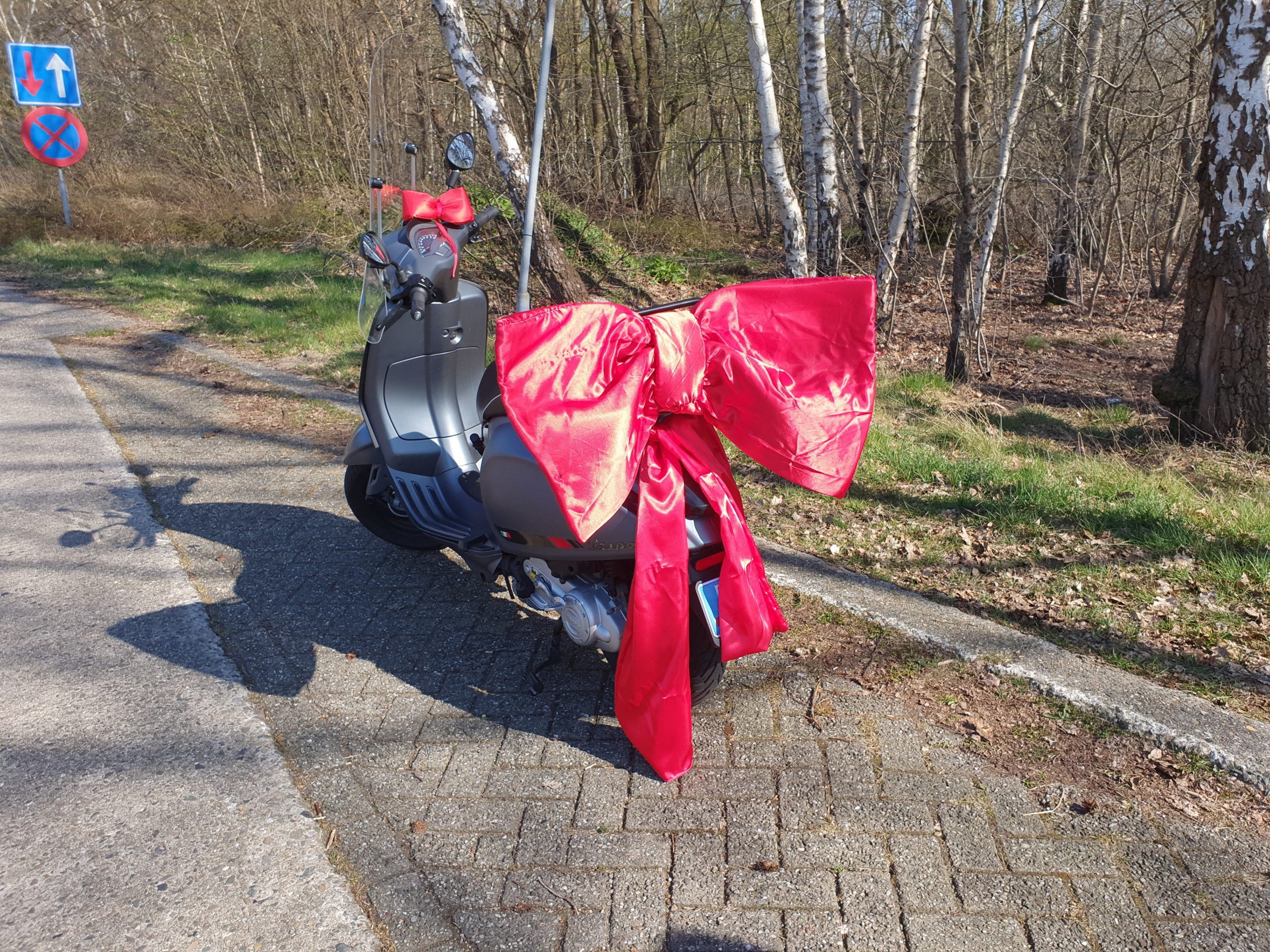 Scooter cadeau